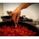 Johannis - & Himbeeren Fruchtaufstrich