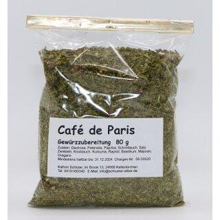 Café de Paris Gewürzzubereitung