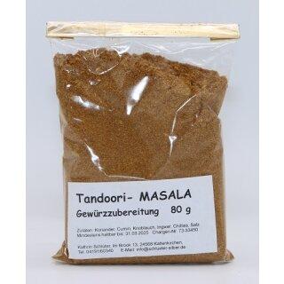 Tandoori - MASALA Gewürzzubereitung
