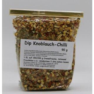 Dip Knoblauch-Chilli